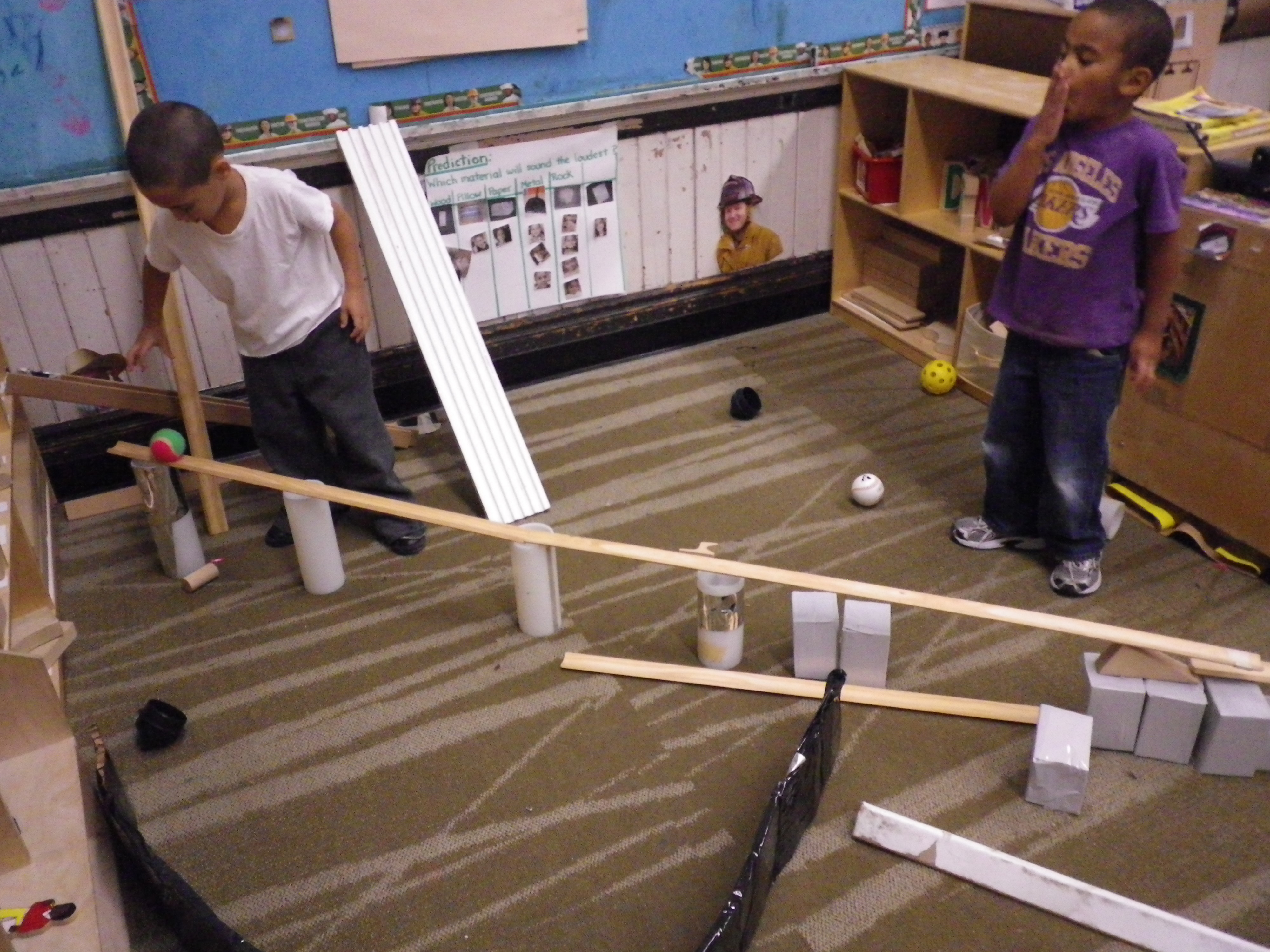 learning bridge preschool balls and ramps in the classroom with peep 143